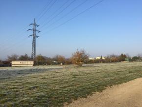 Listopad je letos teplý a tak chodím často bosky #2