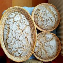 Žitný chléb s kváskem pečený v troubě - recept #2